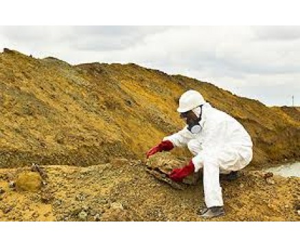 DECONTAMINATION OF SOIL
